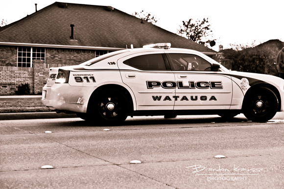 The Watauga Charger
